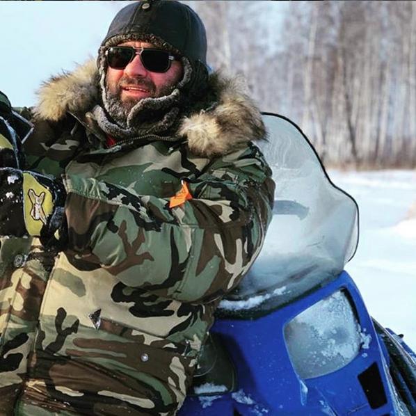 Михаил Пореченков. Фото Скриншот instagram.com/porechenkov_official_page/