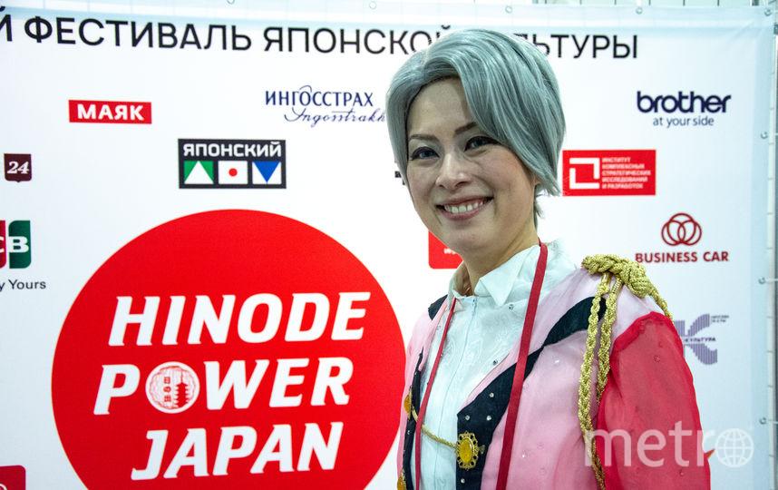 Fran - японская косплей-звезда. Фото Михаил Абрамычев