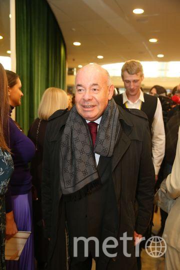 Михаил Швыдкой. Фото Василий Кузьмичёнок