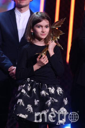"""Марта Козлова – лучшая актриса 2018 года (""""Война Анны""""). Фото Василий Кузьмичёнок"""