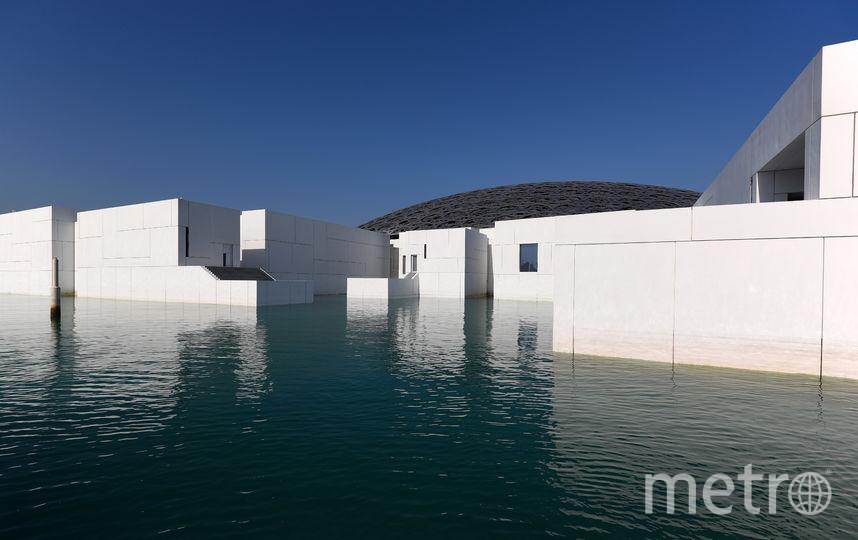 Лувр Абу-Даби. Фото Getty
