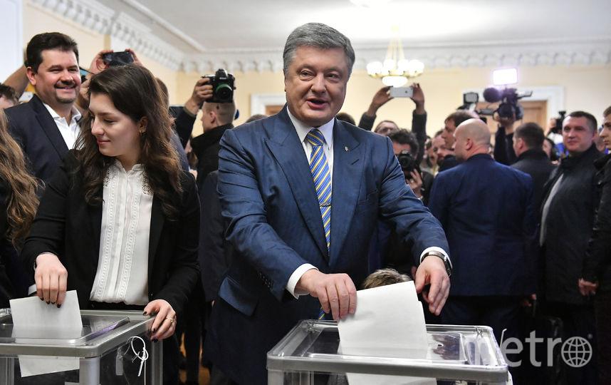 Петр Порошенко. Фото AFP