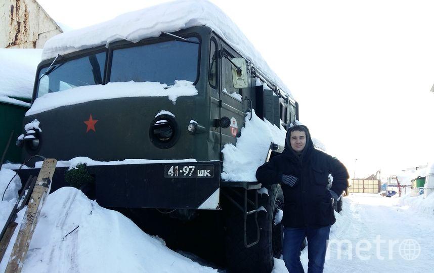 """Павел Школин. Фото """"Metro"""""""