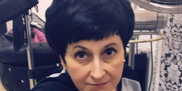 Светлана Слепухина.