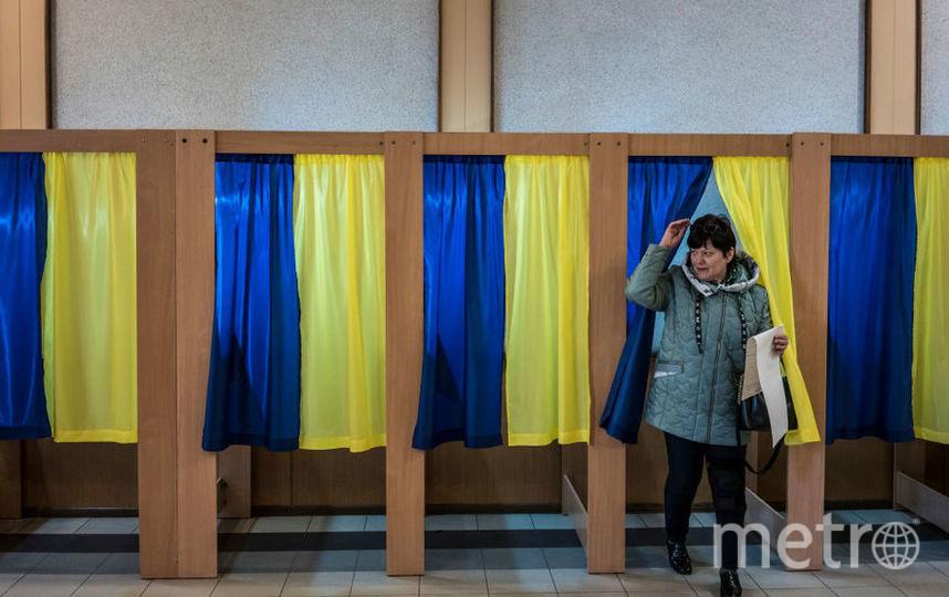 Первый тур выборов состоялся 21 марта. Фото Getty