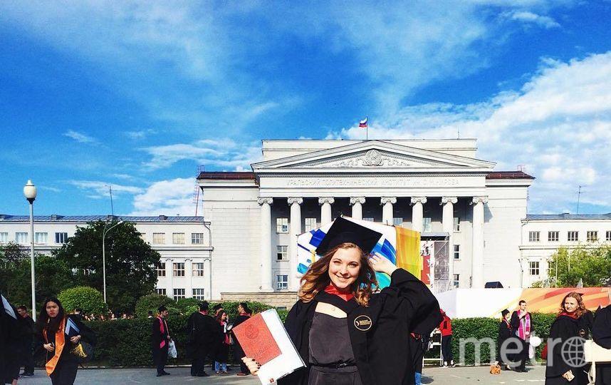 Дарья получила красный диплом. Фото Скриншот Instagram/dashasnig
