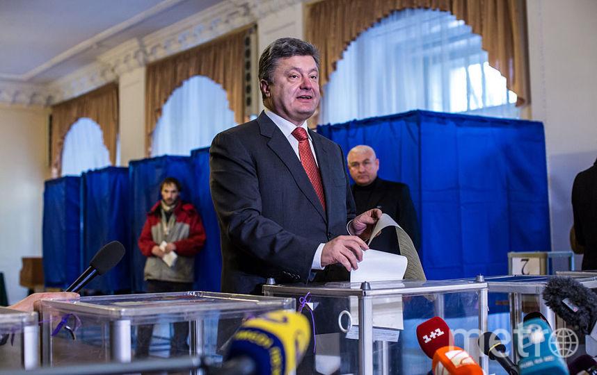 Выборы на Украине. Фото Getty