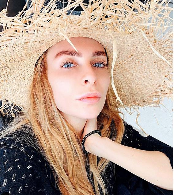 Екатерина Варнава, фотоархив. Фото скриншот https://www.instagram.com/kativarnava/
