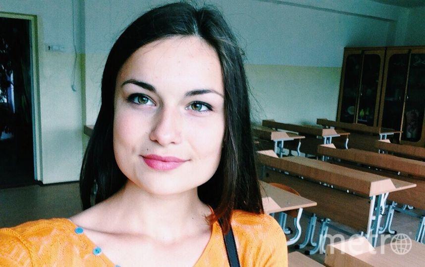 Студентка педвуза Валерия Кочнева. Фото предоставила Виктория Кочнева
