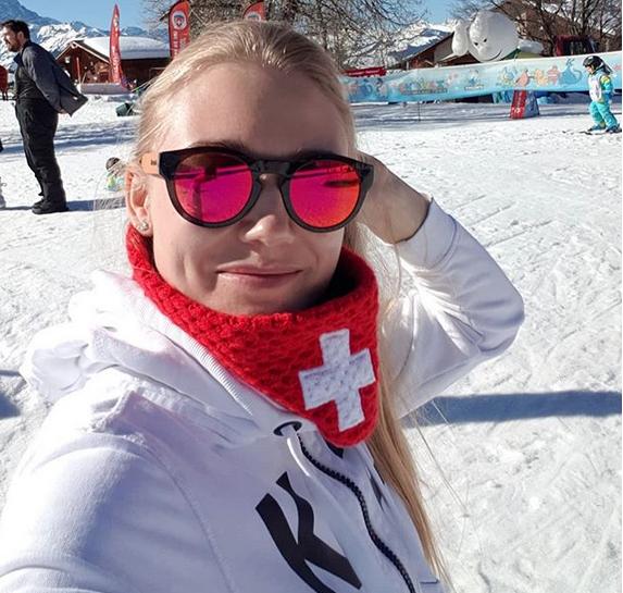 Оксана Акиньшина, фотоархив. Фото скриншот https://www.instagram.com/akinshok2013