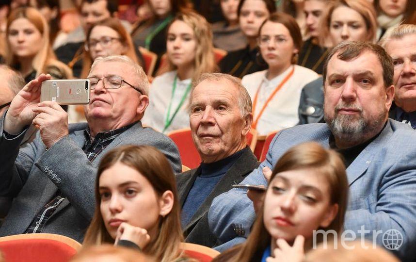 "Вечер прошёл в атмосфере яркого праздника. Фото www.gup.ru, ""Metro"""