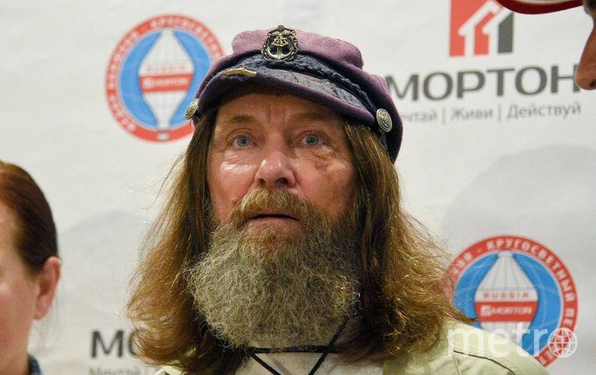 Фёдор Конюхов. Фото Василий Кузьмичёнок