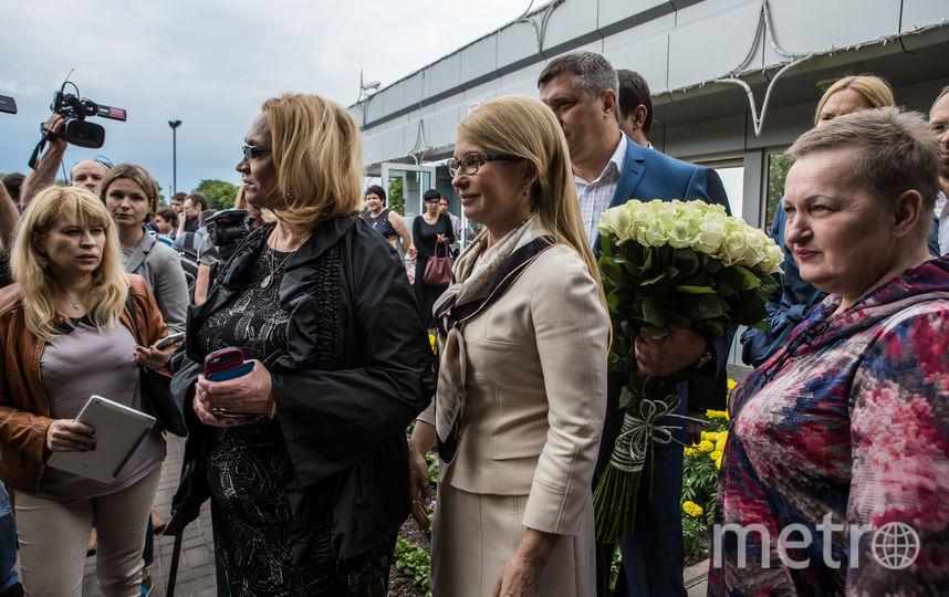 Юлия Тимошенко. Фото архив, Getty