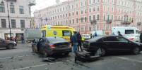 Виновника смертельного ДТП на Невском проспекте взяли под арест