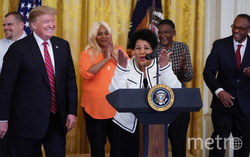 Мероприятие в Белом доме. Фото Getty