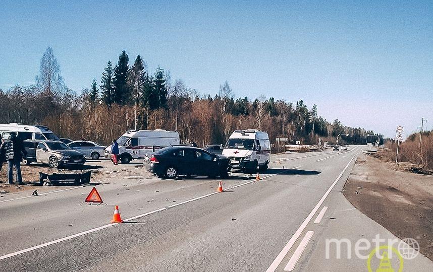 Фото: Дорожный инспектор / vk.com/dorinspb. Фото vk.com
