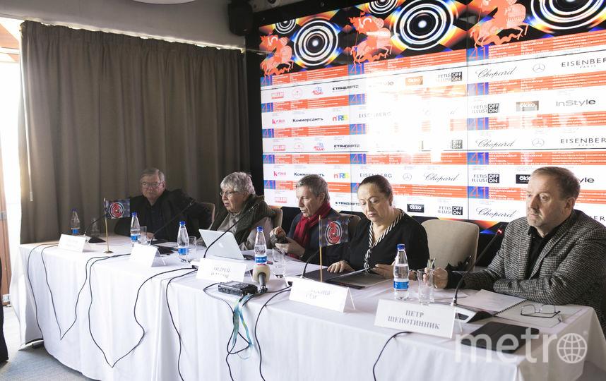 Оргкомитет ММКФ дает пресс-конференцию. Фото Предоставлено организаторами