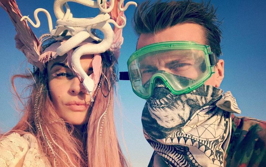Алена Водонаева и Алексей Косинус. Фото Скриншот Instagram: @alenavodonaeva