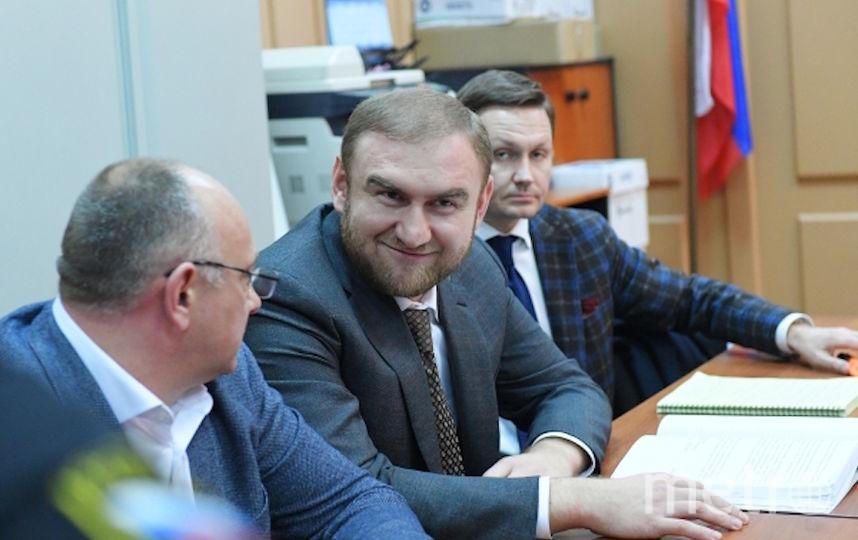 Рауф Арашуков. Фото РИА Новости