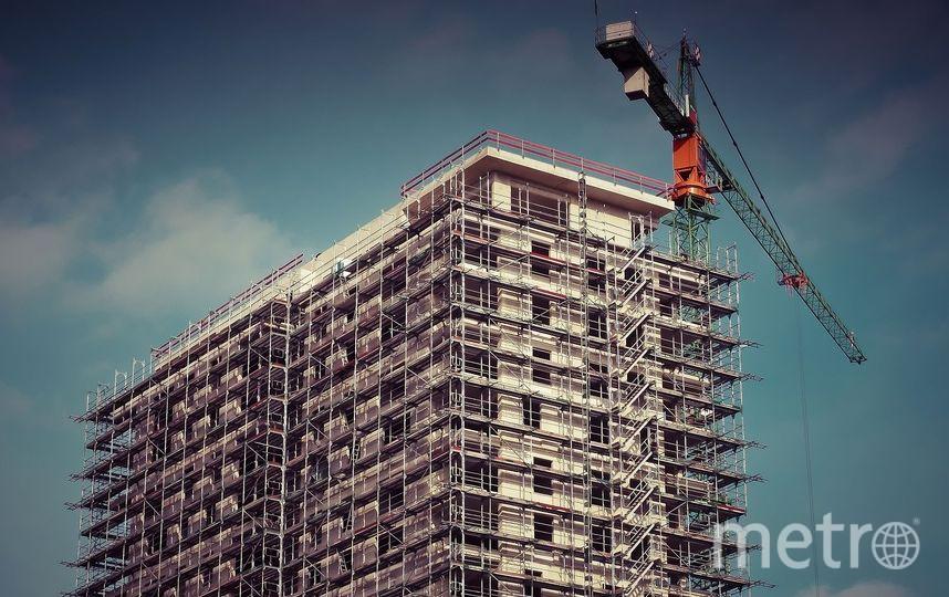 Летел с 14 этажа: в Петербурге при обрушении лестниц на стройке погиб рабочий. Фото Pixabay.com