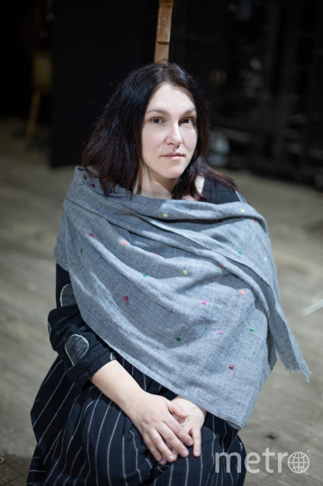 "Яна Тумина. Фото ""Metro"""