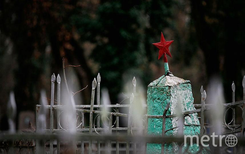 Кладбище в Краснодаре. Фото Getty