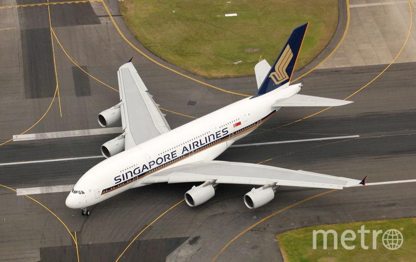 Авиакомпания Singapore Airlines. Фото Getty