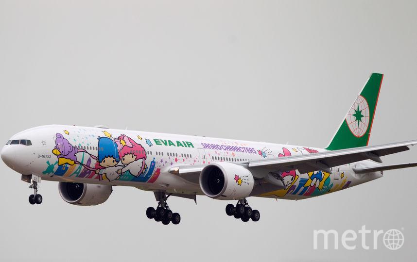 Авиакомпания EVA Air. Фото Getty