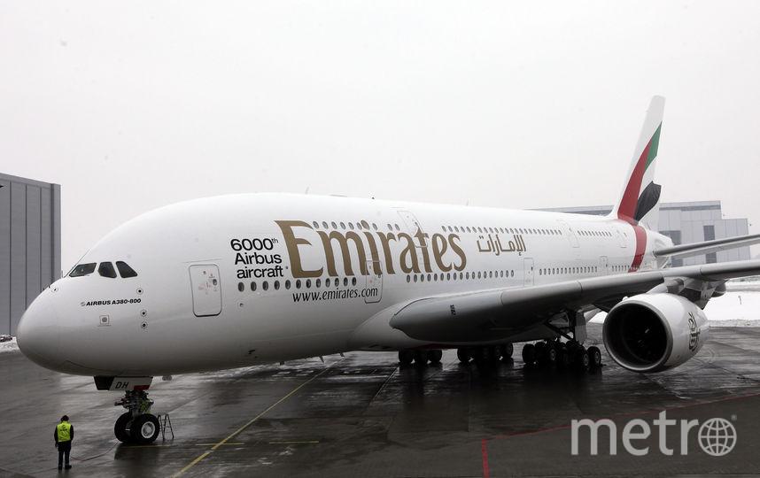 Авиакомпания Emirates. Фото Getty
