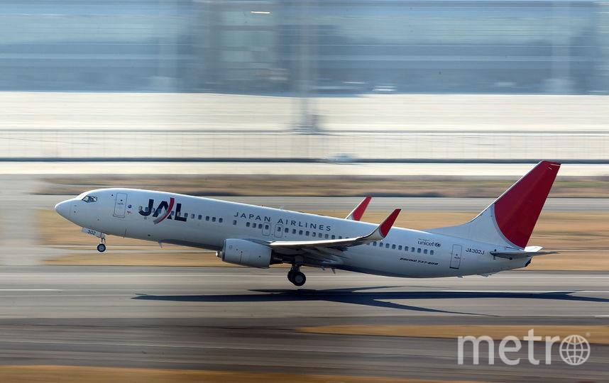 Авикомпания Japan Airlines. Фото Getty