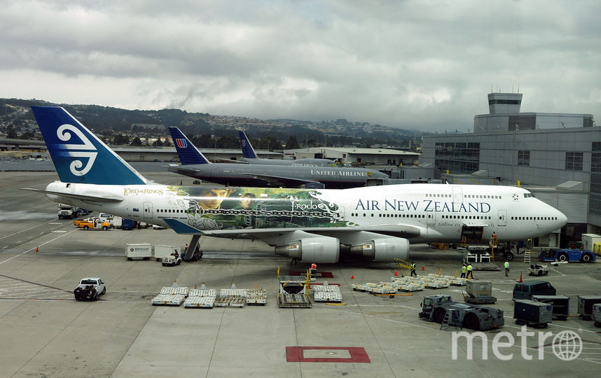 Авиакомпания Air New Zealand. Фото Getty
