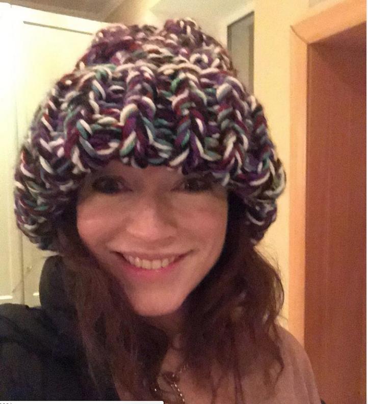 Алёна Хмельницкая, архив из соцсети. Фото instagram.com/alxmel