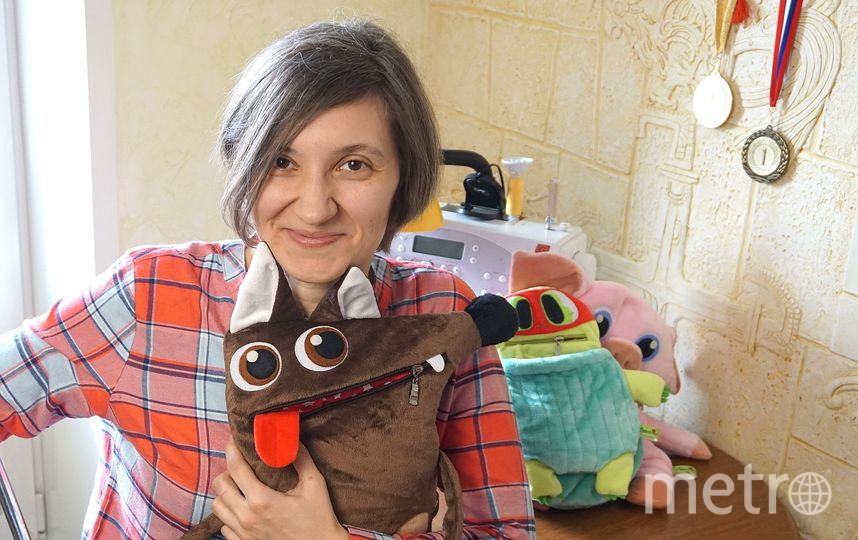 Игрушки Татьяны. Фото предоставила Татьяна Ронжина