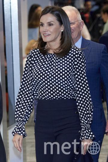 Королева Испании Летиция. Фото Getty