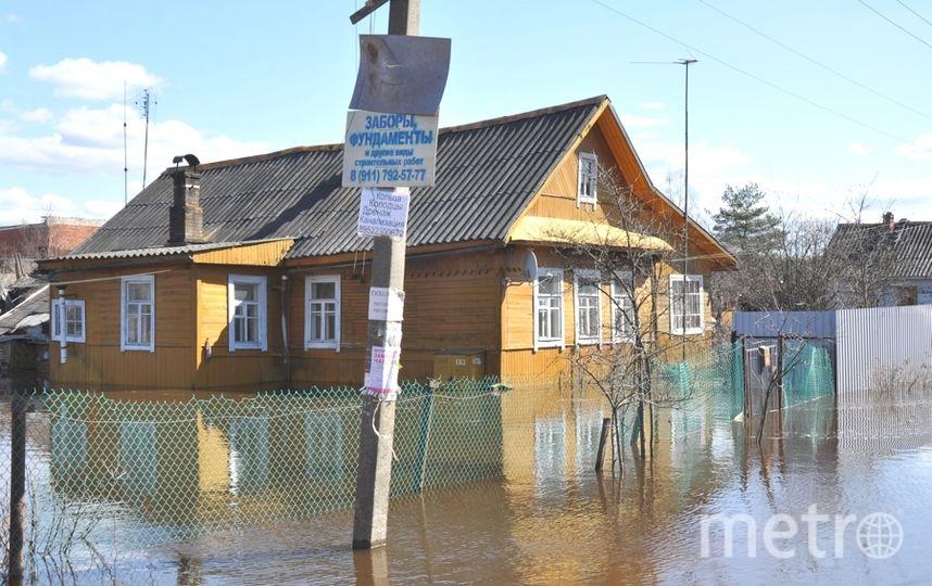 Паводок в Ленобласти. Фото архив, Интерпресс