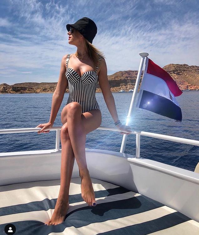 Леся Никитюк. Фото Скриншот Instagram: @lesia_nikituk