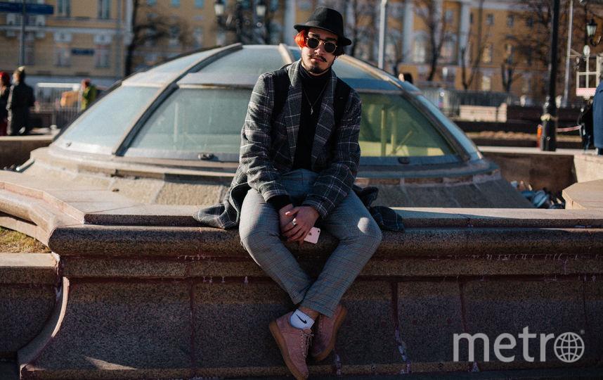 Модники покоряют столицу. Фото Ксения Крутова, Предоставлено организаторами