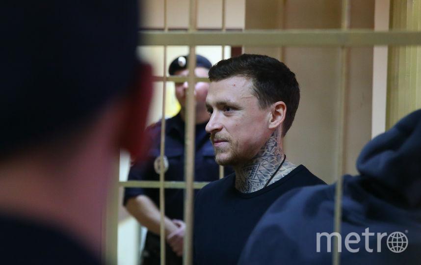 Павел Мамаев. Фото Василий Кузьмичёнок