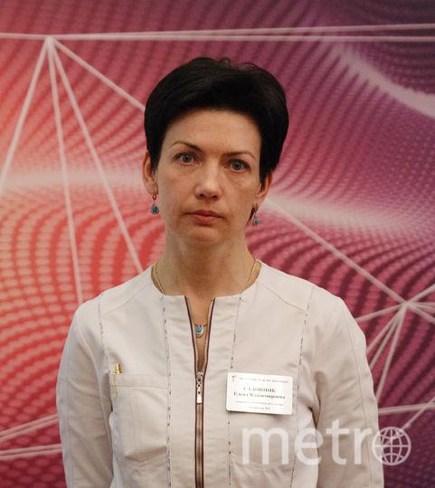 Елена Садовник, старшая операционная сестра.