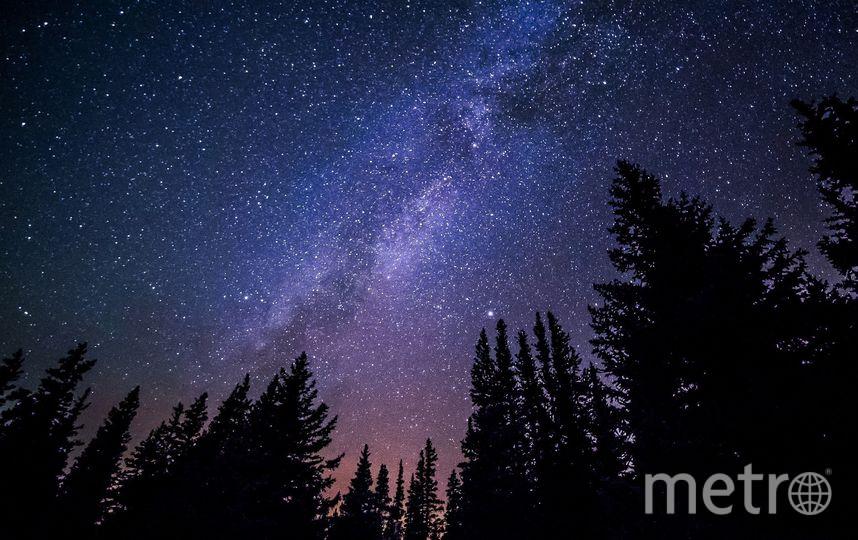 Звёздное небо. Фото Pixabay