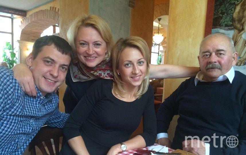 """Семейное фото. Мы любим собираться вместе всей семьей! И Хлеб «Столовый» всегда с нами на наших семейных праздниках! Фото Анна Логинова, """"Metro"""""""