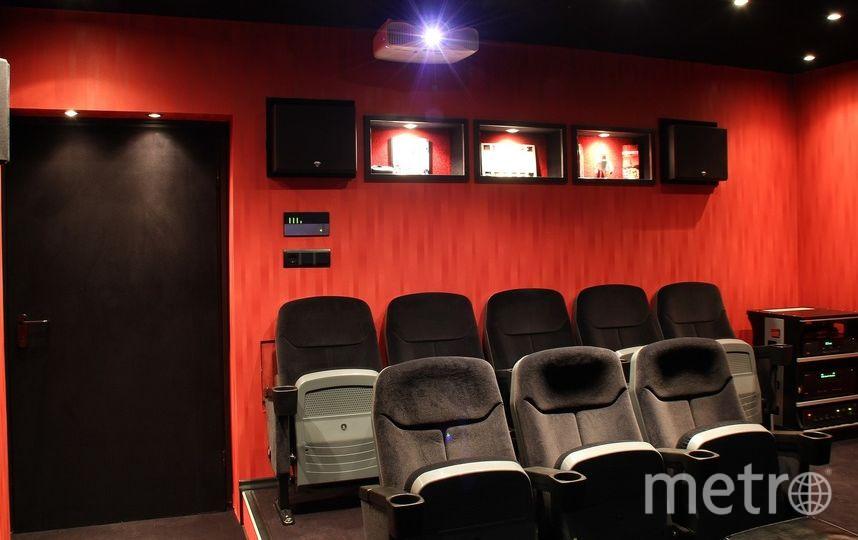 Каждый час в кинотеатре проходит шесть показов. Фото Pixabay
