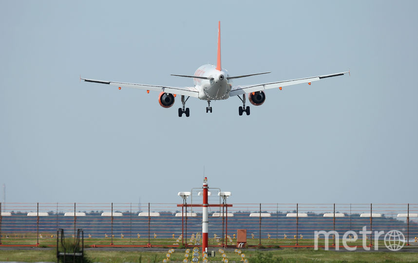Объект заметил экипаж садившегося самолёта. Фото Getty