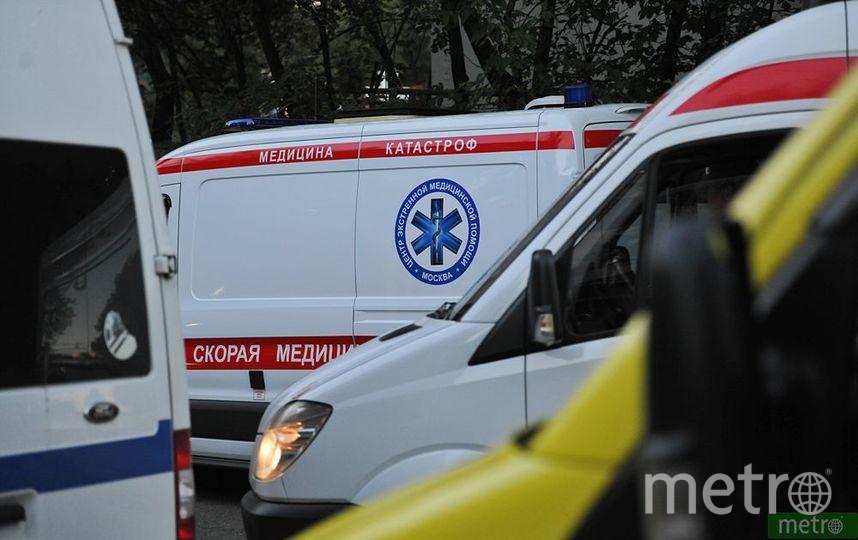 ДТП произошло в 5:15 утра по московскому времени. Фото Василий Кузьмичёнок