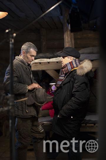 Филипп Янковский и Глеб Панфилов. Фото Пресс-служба фильма
