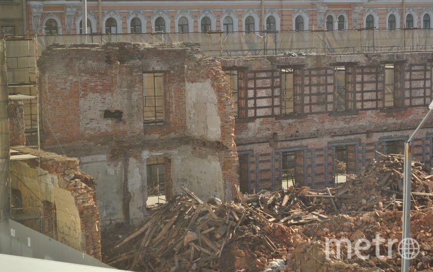 Семеновские казармы. Фото ВООПиК
