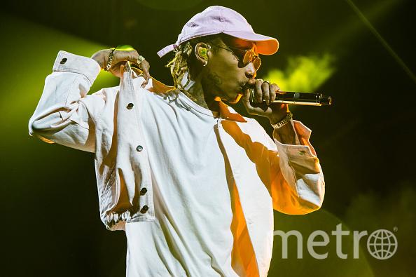 Wiz Khalifa. Фото Getty