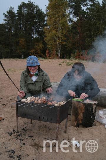 Возможно, уже в этом сезоне горожане смогут жарить шашлыки без опасения быть оштрафованными. Фото Замир Усманов, Интерпресс
