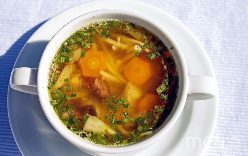 Овощной суп. Фото pixabay.com