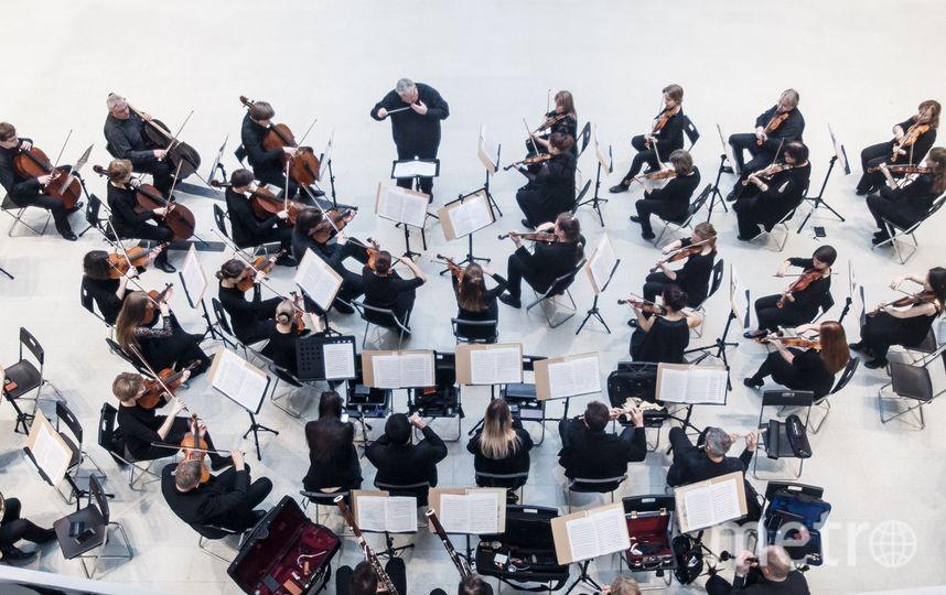 """Концерт симфонического оркестра в """"Манеже"""". Фото Предоставлено организаторами"""